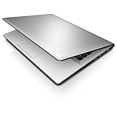 Lenovo U41-70 80JV007GIN 14-inch Laptop (Core i5-5200U/4GB/1TB/Win 8.1/2GB Graphics), Silver