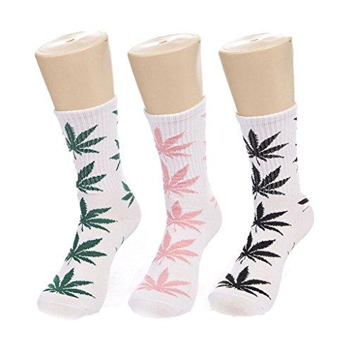 3-par-marihuana-negro-rosa-verde-hojas-impresion-larga-medias-para-hombres-de-las-mujeres
