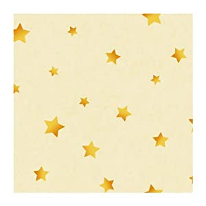 York Wallcoverings DK5811SMP Disney Kids Toy Story Stars Wallpaper Memo Sample, 8-Inch x 10-Inch ItemShape: Stars Color: Cream Size: Sample, Home Improvement Tool by York Wallcoverings