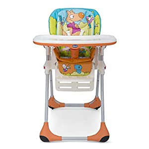 Chicco Polly Wood Friends 6079065330000 2-in-1 High Chair