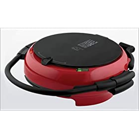 George foreman grp106qpgr 360 grill with removable - Largest george foreman grill with removable plates ...