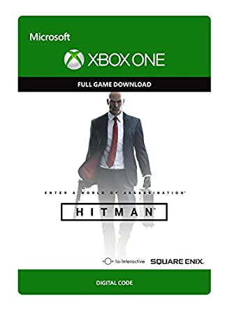 HITMAN: The Full Experience - Xbox One [Digital Code]