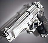 M92F クロームステンレス ガスブローバック