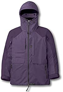 Paramo Directional Clothing Systems Women's Alta II Waterproof Breathable Jacket - Fox Glove, X-Large