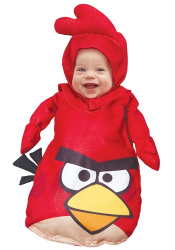 Paper Magic Angry Birds Infant Costume