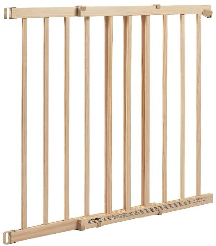 Evenflo Top of Stair Plus Gate - 1