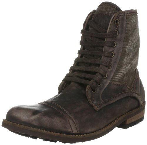 Feud Britannia Men's Visage 2 Brown Lace Up 302924901 8 UK