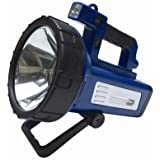 10MN HALOGEN CANDLE POWER CORDLESS/RECHARGEABLE SPOTLIGHT/TORCH/LIGHT