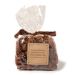 Bulk Buy: Darice DIY Crafts Primitive Potpourri Rose Hip Cinnamon Spice (3-Pack) SB1122