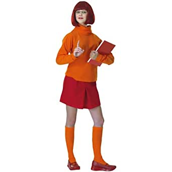 Standard Velma Costume - Adult Scooby Doo Costumes