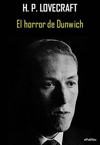 Portada del libro El horror de Dunwich de H. P. Lovecraft