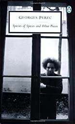 Species of Spaces and Other Pieces Georges Sturrock Perec