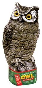Easy Gardener 8001 Garden Defense Owl - Quantity 6