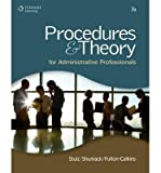 img - for [(Procedures & Theory for Administrative Professionals )] [Author: Karin Stulz] [Jan-2012] book / textbook / text book