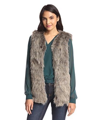Lez a Lez Women's Faux Fur Vest