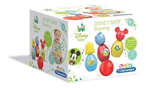 Clementoni 17096 - Baby Mickey Bowling