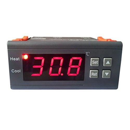 OULII 12V Digitale Temperatur-Controller Thermoelement Mit Sensor