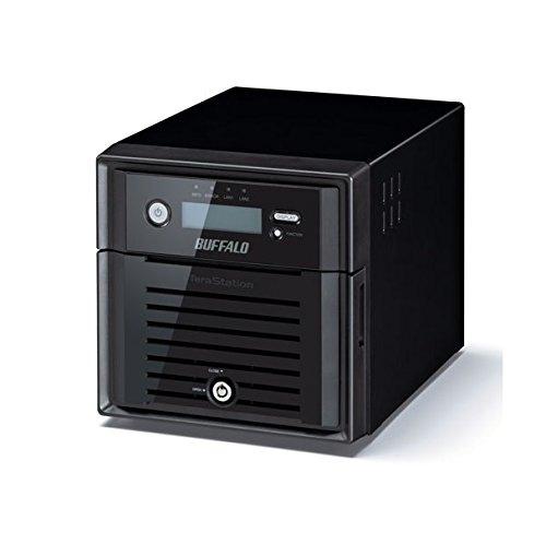Buffalo TeraStation 5200 Archiviazione Esterna 2 TB, Nero