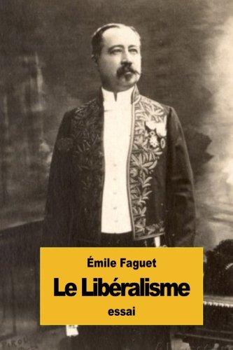 Le Libéralisme (French Edition)