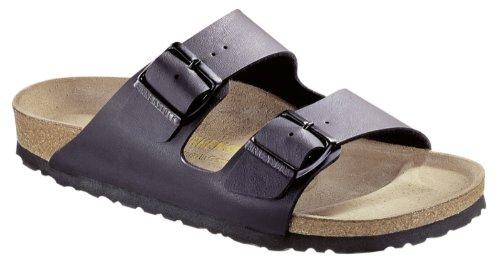 Birkenstock Men'S Arizona Slide Sandals,Black,45 N Eu / 12-12.5 C(B) Us front-968147