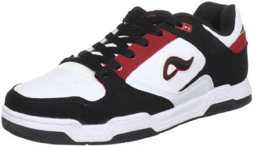 ec85a0607f4c Shoes   Accessories  Adio Men s Duke Black Red Trainer 712245 11 UK