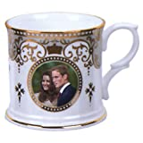 Royal Worcester - Royal Wedding Prince William and Kate Middleton Tankard