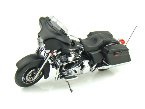 2010 Harley-Davidson FLHX Street Glide 1/12 Black Denim