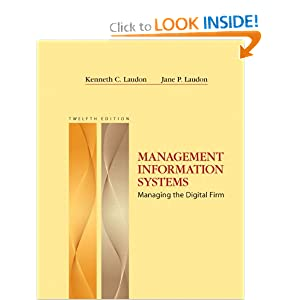 Management Information Systems Plus MyMISLab With Pearson EText -- Access Card Package (12th Edition)