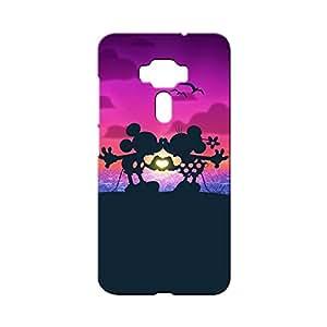 BLUEDIO Designer Printed Back case cover for Lenovo Zuk Z1 - G5974
