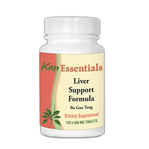 Liver Support 120 Tabs By Kan herbs