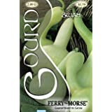 Ferry-Morse 2112 Gourd Annual Flower Seeds, Swan (2 Gram Packet)