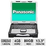 Panasonic Toughbook CF-30K Rugged Notebook PC (Certified Refurbished)