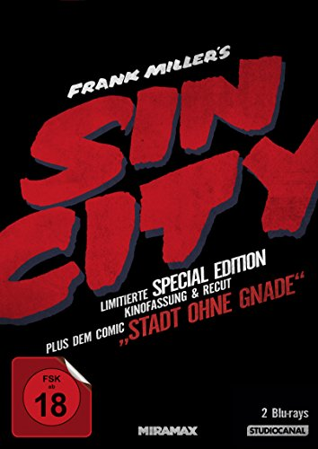 Sin City - Recut [Blu-ray] [Special Edition]