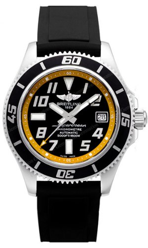 NEW BREITLING AEROMARINE SUPEROCEAN NEW WAVE MENS WATCH A1736402/BA32