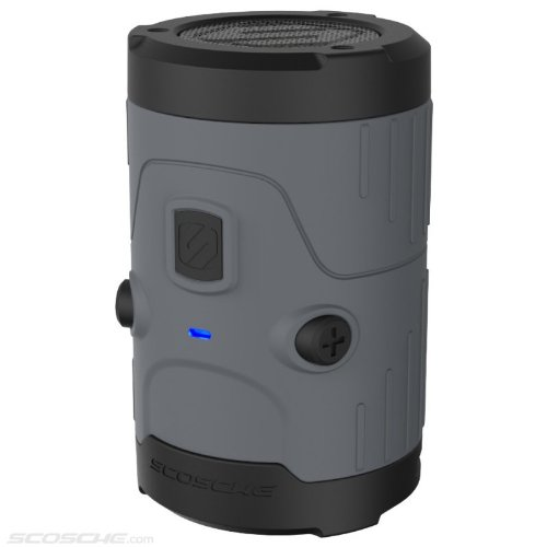 Scosche Boombottle H2O Enceinte pour Apple Noir