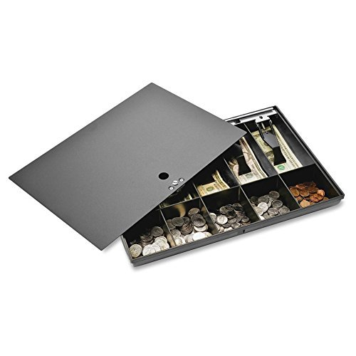sparco-money-tray-with-locking-cover-16-x-11-x-2-1-4-inches-black-spr15505-by-sparco
