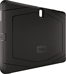 OtterBox Defender Series Case for Samsung Galaxy Tab S 10.5-Inch - Retail Packaging - Black