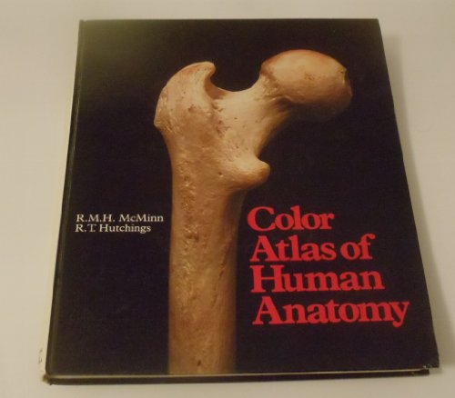 Color Atlas Of Human Anatomy By R M H Mcminn