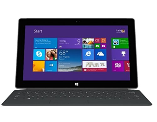 Microsoft Surface 64GB Tablet (Dark Titanium)