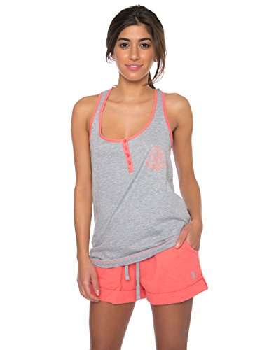 US Polo Assn. Womens 2 Piece Racer Back Tank Top and Shorts sleepwear Pajama Set
