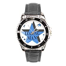 buy Dearo Hollywood Watch Straps Leather Mens Star Leather Belt Watches For Men