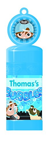 John Hinde dPal Bubbles Thomas Bottle, One Color, One Size - 1