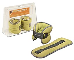 Da Vinci 3 LB Adjustable Ankle or Wrist Weights