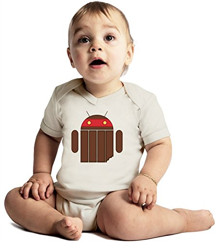 kit-kat-sticks-android-amazing-quality-baby-bodysuit-by-true-fans-apparel-made-from-100-organic-cott