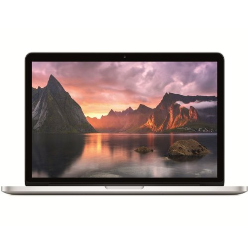 APPLE MacBook Pro with Retina Display(13.3/2.4GHz Dual Core i5/4GB/128GB/Iris Graphics) ME864J/A