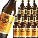 [ドイツビール] シェッファーホッファー ヘフェヴァイツェン 330ml瓶×24本(225円/1本)