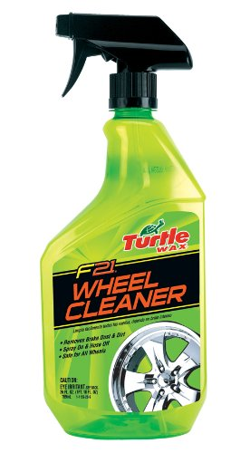 Turtle Wax T-159R F21 Wheel Cleaner - 26 oz. (Turtle Wax F21 Wheel Cleaner compare prices)