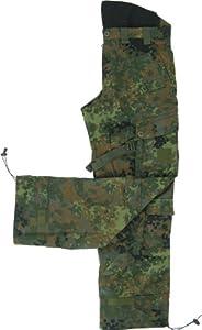 BE-X Performance Combat System Feldhose, flecktarn (für Feldeinsatz optimiert)