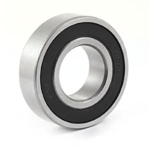 50mm x 25mm x 15mm Rollerblade Deep Groove 6250RS Ball Wheel Bearing