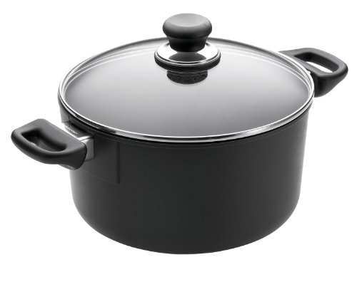 scanpan classic 3 1 4 quart covered stock pot best stockpots reviews. Black Bedroom Furniture Sets. Home Design Ideas